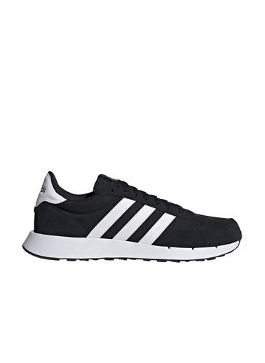adidas Run 60S 2.0 Erkek Koşu Ayakkabısı Siyah
